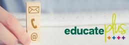 educate plus banner